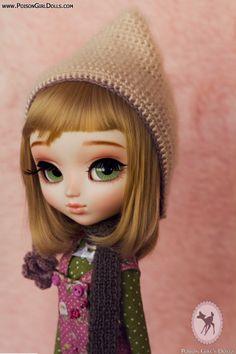 Reserved Blythe Custom Ooak Rbl Takara Albino Ghost Girl