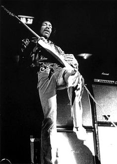 Jimi Hendrix — Boston, Massachusetts 1968-11-16