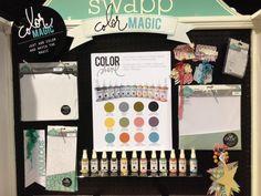 Brand New Heidi Swapp Color Magic Collection - Scrapbook.com