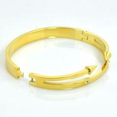 Eternal Love Bangle Bracelet