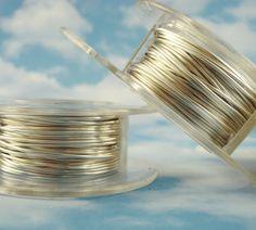 20 gauge wire non tarnish silver plate