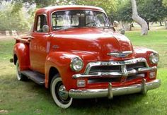 '54 Chevy pickup truck...lovely car indeed!!!  BEVERLY HILLS CAR CLUB is always looking to purchase cars. We Buy and Sell All European and American Classic Cars! We Buy Cars in Any Condition!   Top Dollar Paid! Finder's Fee Gladly Paid We pick up from anywhere in the U.S.A! Please call Alex Manos : 310-975-0272  http://www.beverlyhillscarclub.com/