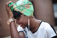 Where to shop for chic, fun, and fashionable head wraps.