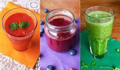 Smoothie-oppskrifter med nye ingredienser - f.eks. spinat og kokos