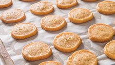 Cheddar cheese coins should be cheesy, buttery crackers with just a little spice. This recipe is a simple, foolproof version that is also freezer-friendly for pop-up parties.
