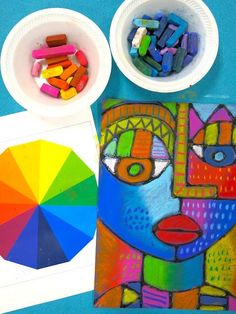 Cassie Stephens: In the Art Room: Sandra Silberzweig Selfies with Third Grade - Kunstunterricht 3rd Grade Art Lesson, Third Grade Art, Sandra Silberzweig, Ecole Art, School Art Projects, Diy Projects, Middle School Art, High School, Art Lessons Elementary
