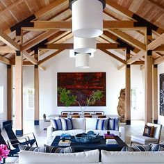 An Art Collector's Haven in Martha's Vineyard : Architectural Digest