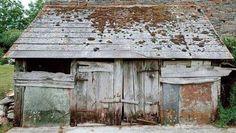 Bretagne - Ancienne soue à cochons - La Gacilly, Morbihan