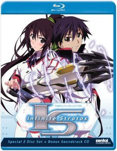 Infinite Stratos   Encore Blu-ray Complete Collection (Hyb) #RightStuf2013