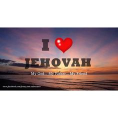 Making Jehovah you're god, father and friend is something you can be possitive you will never regret! He creates the best way of living for us! <3