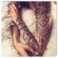 Ohhh!! Deze is zo mooi!! #sleeve