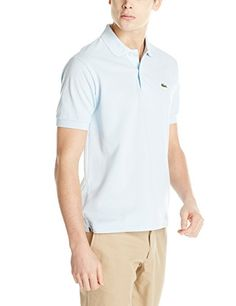 http://www.allmenstyle.com/lacoste-mens-short-sleeve-classic-pique-original-fit-polo-shirt/
