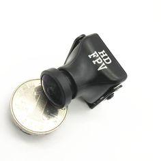 FPV 1/2.7 CCD 800TVL Camera 2.5mm 2.1mm 1080P HD Mini Camera with OSD 7V-15V Wide Voltage RC Drone