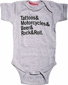 Betsey Johnson baby onesies. Get out. Cool Onesies 95b557fc96f