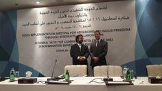 CJL participa de Diálogo Inter-religioso no Qatar
