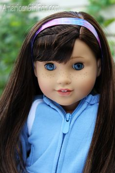 Likes Comments American Girl Dolls Rainbowdolldreams - Doll hairstyles for grace