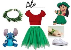 Mais 8 fantasias fáceis para o carnaval - Cosplay - Halloween costumes Halloween Costumes For Teens Girls, Best Friend Halloween Costumes, Cute Costumes, Halloween Outfits, Lilo And Stick Costume, Disney Costumes For Adults, Coraline Halloween Costume, Easy Disney Costumes, Cute Halloween Costumes For Teens