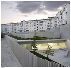 Escuela Infantil en La Milagrosa  / Pereda Pérez Arquitectos | Plataforma Arquitectura