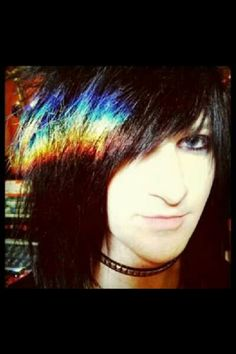 People insult Jinxx, I go all crazy fan girl on them. Don't insult my Jinxx. <3