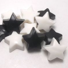 Star Wash, Star Soap, Star Party, Holiday Soap, Guest Soap - 10 pc Soap Gift Set by TheBathofKhan on Etsy