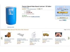Amazon Sells A 55-Gallon Bucket Of Lube For $1,495