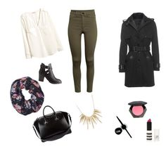 Sin título #14 by francipl on Polyvore featuring polyvore, fashion, style, H&M, The Kooples, Charlotte Russe, Givenchy, Alexis Bittar, Wet Seal, Topshop, Maybelline and clothing
