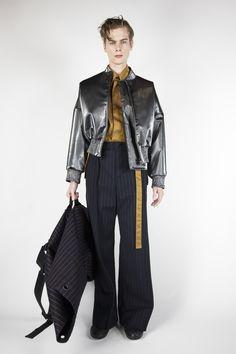 XIMONLEE Menswear Fall Winter 2016