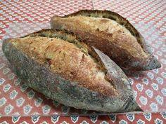 San Joaquin Sourdough | The Fresh Loaf
