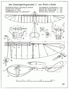 aerosapien: ozzy electric onithopter, Cui - Cui ornithopter ...