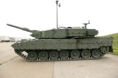 LEOPARD 2A4M (Canadian Army)