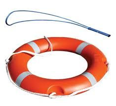 Pool Safety: Have lifesaving equipment such as life rings, floats or a reaching pole available and easily accessible