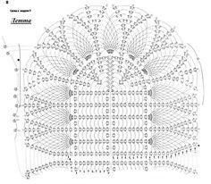 Crochet Patterns Filet, Crochet Table Runner Pattern, Crochet Placemats, Crochet Doilies, Stitch Patterns, Crochet Flowers, Diy Crafts Crochet, Crochet Home, Hand Crochet