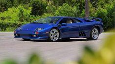Monterey Blue Lamborghini Diablo Alpine Edition in The Woodlands. Blue Lamborghini, Lamborghini Diablo, Editing Pictures, Car Pictures, Picture Credit, Luxury Cars, Sports, Design, Fancy Cars