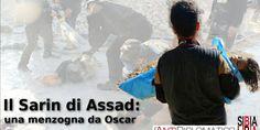 """Umberto Marabese : L'Antidiplomatico: """"Il Sarin di Assad: una menzogn..."""