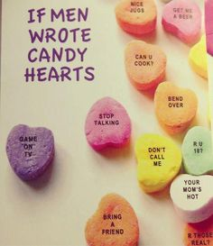 121 Best Candy Hearts Images Valantine Day Valentine S Day Diy