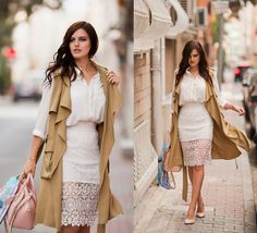 Viktoriya S. - LACE STREET