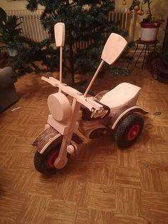 LadislavKurnota / Motorka Harley Tricycle, Vehicles, Car, Vehicle, Tools