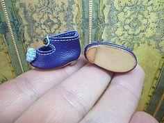 Как сделать маленькую обувь для кукол - Ярмарка Мастеров - ручная работа, handmade