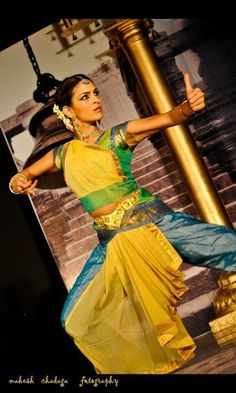 Rukmini Vijayakumar - she really is an amazing dancer
