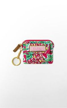 Lilly Pulitzer Bags Lily Pultizer Flamingo Print Clutch