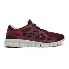 Nike Free Run 2 537732-600 Sneakers — Sneakers at CrookedTongues.com