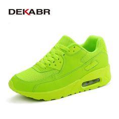 Comfortable #Women Breathable Sport #Sneakers - Nurdytrends