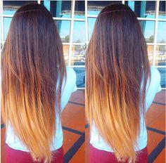 Brazilian Virgin Hair Straight double color 8A Unprocessed