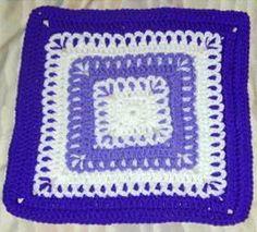 YarnCrazy crochet world: Eyelet Lace