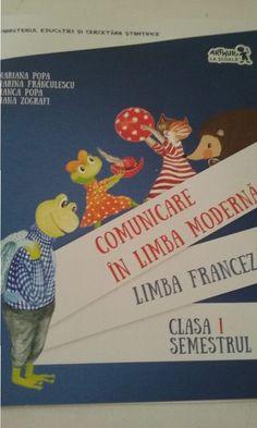 Comunicare în limba franceză (carte+cd)