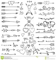 Image result for hand drawn valentines