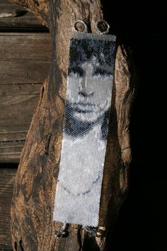 Hey, I found this really awesome Etsy listing at https://www.etsy.com/listing/189185133/jim-morrison-peyote-bracelet