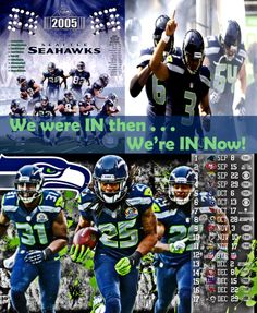2014 Superbowl XLVIII - We B3LIEVE !! Sad it's not the Cowboys but I'm excited the game is between Seahawks and Broncos... it's gonna be a good 1 !!!!!!!!!!!!