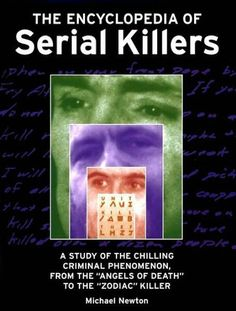 No I'm not a psycho with all these books on serial killers. One of my majors in college was Sociology and the other was Criminal Justice so serial killers fall under both. Particularly when one class is on deviant behavior. It was a good reference book for school, but it's interesting just to read as well.