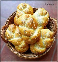 Limara péksége: Túrós fonatok